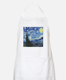 Van Goghs Starry Night Apron