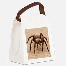 Tarantula Spider Canvas Lunch Bag