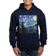 Van Goghs Starry Night Hoodie