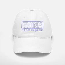 think.png Baseball Baseball Baseball Cap