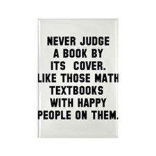 Never Judge Magnets
