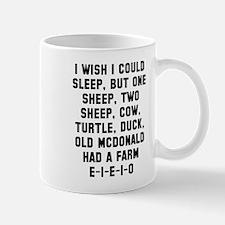 Wish Sleep Mugs