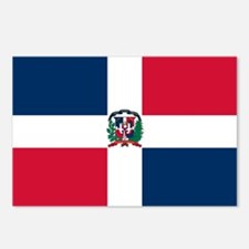 The Dominican Republic Postcards (Package of 8)