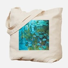 Water Lilies by Monet Tote Bag