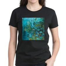 Water Lilies by Monet T-Shirt
