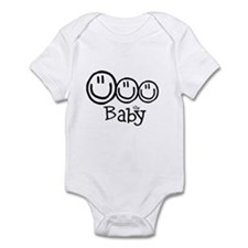 The Baby (3) Infant Bodysuit