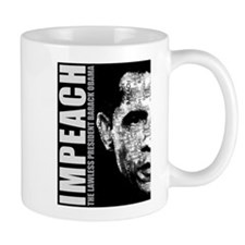 Impeach The Lawless President Mugs