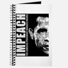 Impeach The Lawless President Journal