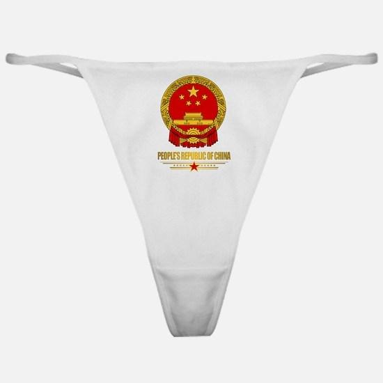 China COA Classic Thong
