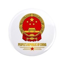 "China COA 3.5"" Button"