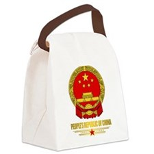 China COA Canvas Lunch Bag