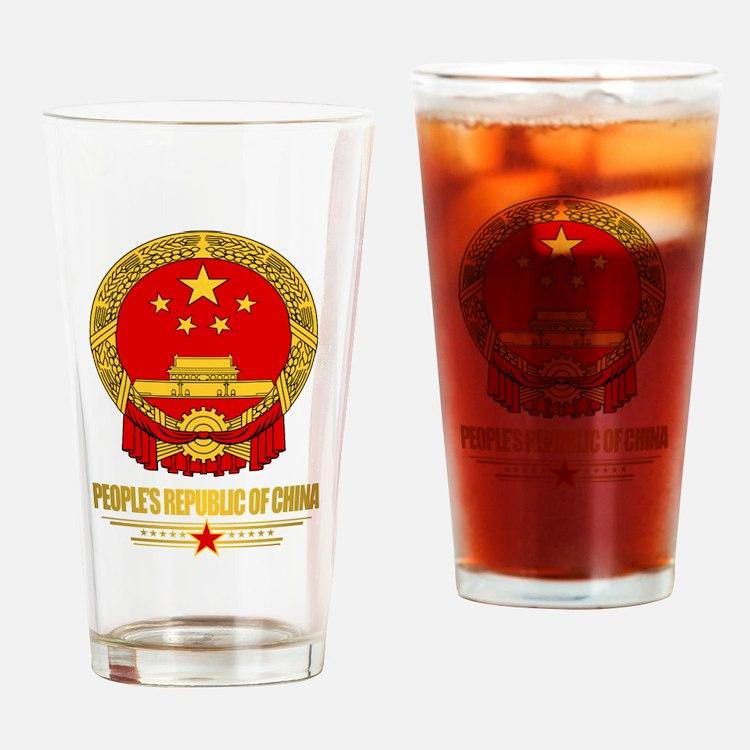 China COA Drinking Glass