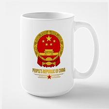 China COA Mugs