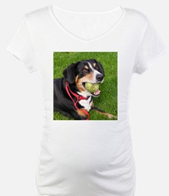 entlebucher mountain dog w ball Shirt