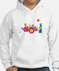 """""""Go Forward"""" Passover Hoodie"""