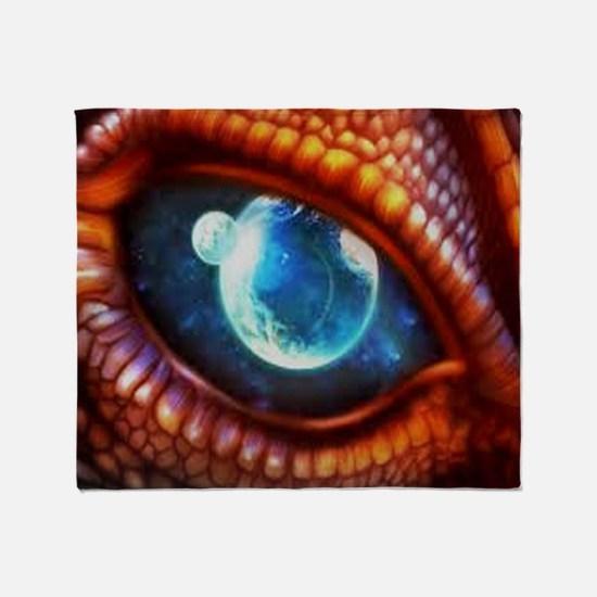dragon eye 3.0 Throw Blanket