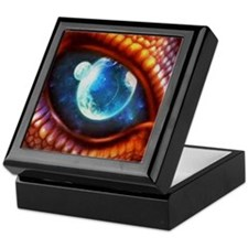 dragon eye 3.0 Keepsake Box