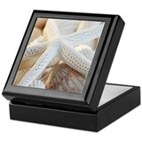 Star fish Keepsake Boxes