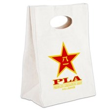 PLA (Peoples Liberation Army) Canvas Lunch Tote