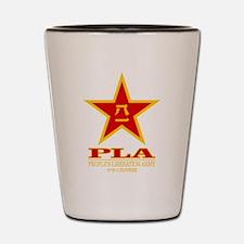PLA (Peoples Liberation Army) Shot Glass