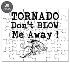 Tornado Dont Blow Me Away Puzzle