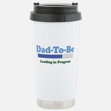 Cute New daddy Travel Mug