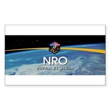 NROL-19 Launch Team Decal