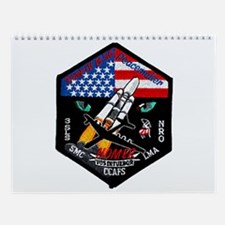 Nrol-19 Launch Team Wall Calendar