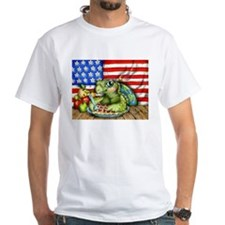 Patriotic Turtle T-Shirt
