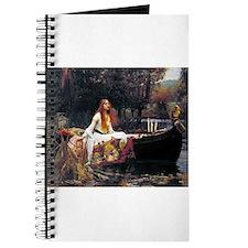 Waterhouse Lady Of Shalott Journal