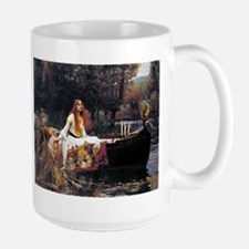 Waterhouse Lady Of Shalott Mugs