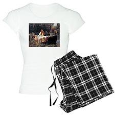Waterhouse Lady Of Shalott Pajamas