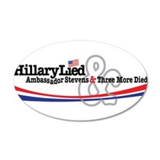 Hilliary Lied Wall Decal
