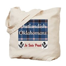 Outlandish Oklahomans Tote Bag