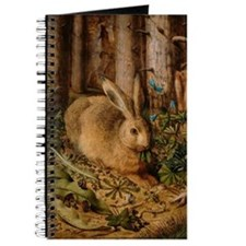 Hare In The Forest Journal