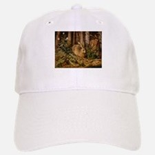 Hare In The Forest Baseball Baseball Baseball Cap
