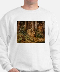 Hare In The Forest Sweatshirt
