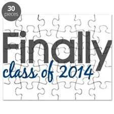 Finally Class of 2014 Puzzle