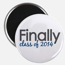 "Finally Class of 2014 2.25"" Magnet (10 pack)"