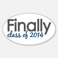 Finally Class of 2014 Decal