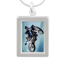 Dirt Bike Jump Necklaces