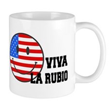 VIVA LA RUBIO Mugs