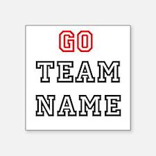 Go Team Sticker