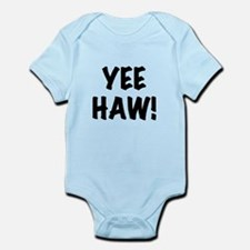 Yee Haw Infant Bodysuit