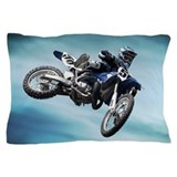 Dirt bike Pillow Cases