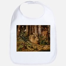 Hare In The Forest Bib