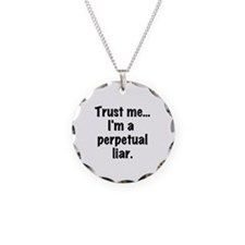Perpetual Liar Necklace