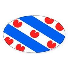 Friesland2 Stickers