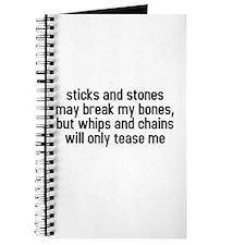 Sticks & Stones Journal
