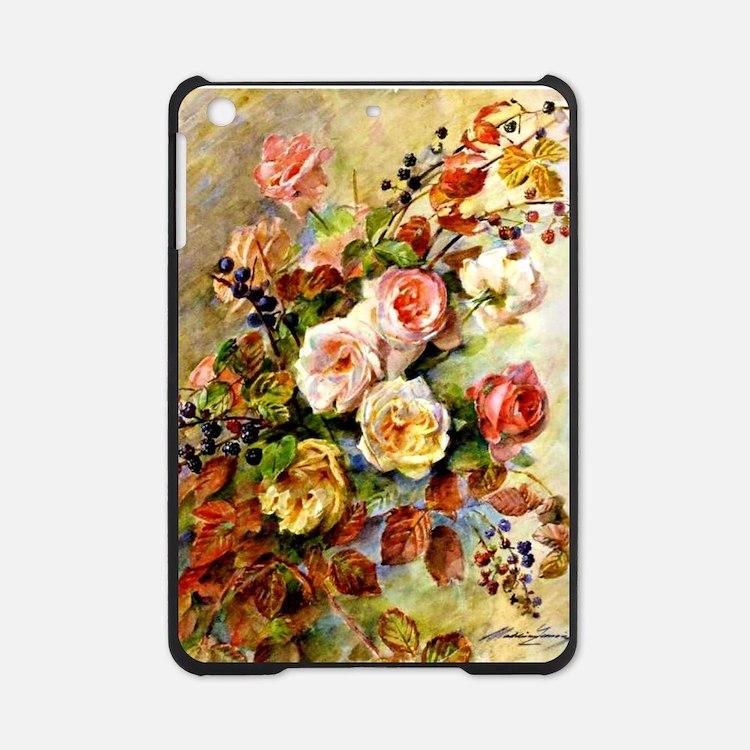 Autumn Rose - Painting by Madeleine iPad Mini Case